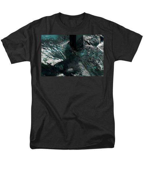 Men's T-Shirt  (Regular Fit) featuring the photograph Follow The Tao by Lauren Radke
