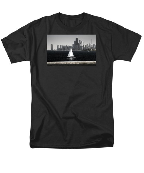 Men's T-Shirt  (Regular Fit) featuring the photograph Follow Your Dream by Milena Ilieva