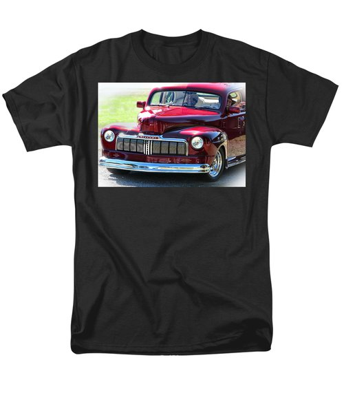 Ford Mercury Eight Men's T-Shirt  (Regular Fit) by Rory Sagner