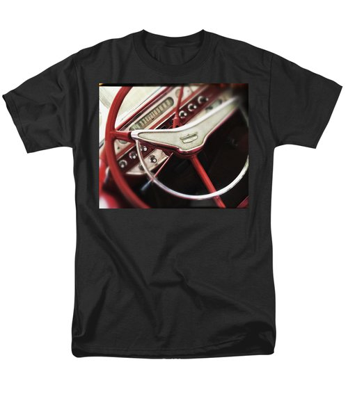 Men's T-Shirt  (Regular Fit) featuring the photograph Ford Sunliner by Bradley R Youngberg