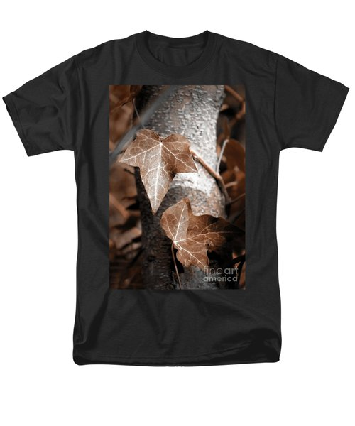 Men's T-Shirt  (Regular Fit) featuring the photograph Forever Entwined by Ellen Cotton