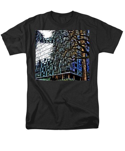 Form V. Function Men's T-Shirt  (Regular Fit) by Terence Morrissey