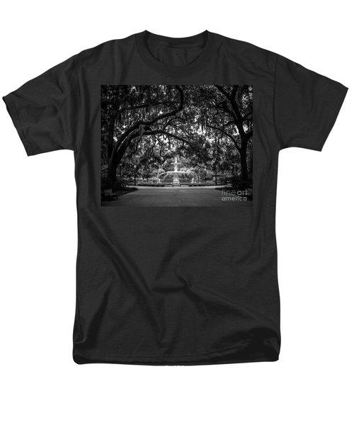 Forsyth Park Men's T-Shirt  (Regular Fit) by Perry Webster