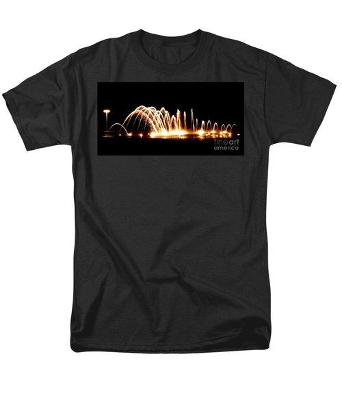 Fount Camana Men's T-Shirt  (Regular Fit) by Amar Sheow