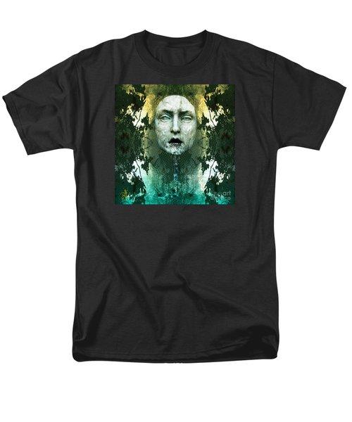 Fountainhead Dream Men's T-Shirt  (Regular Fit) by Rosa Cobos