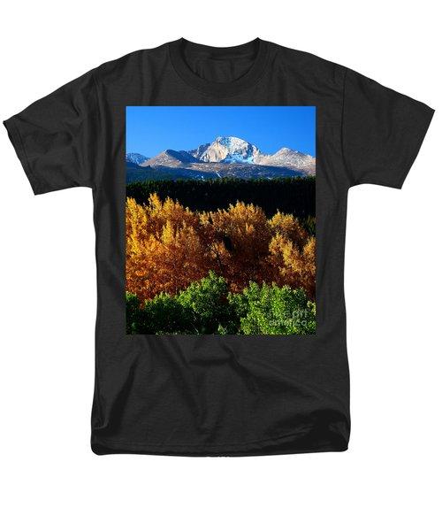 Four Seasons Men's T-Shirt  (Regular Fit) by Steven Reed