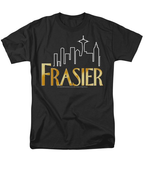 Frasier - Frasier Logo Men's T-Shirt  (Regular Fit)