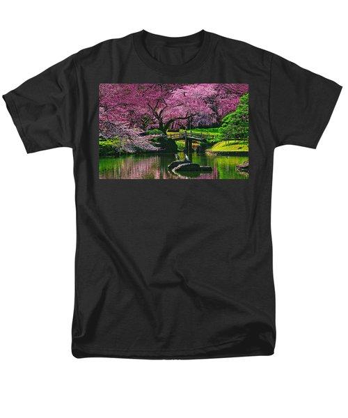 Friends Men's T-Shirt  (Regular Fit) by Midori Chan