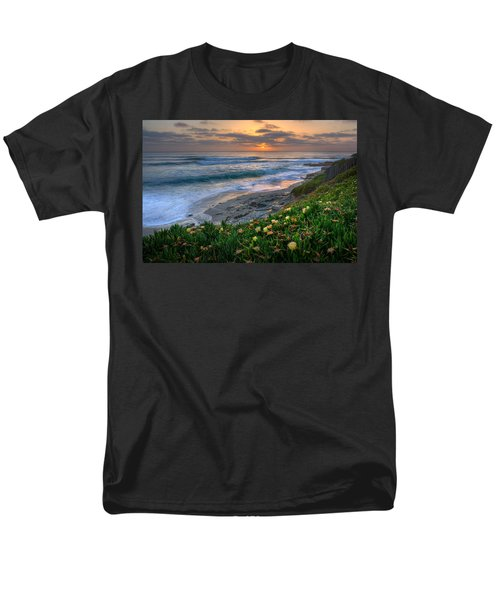 From Above Men's T-Shirt  (Regular Fit) by Peter Tellone