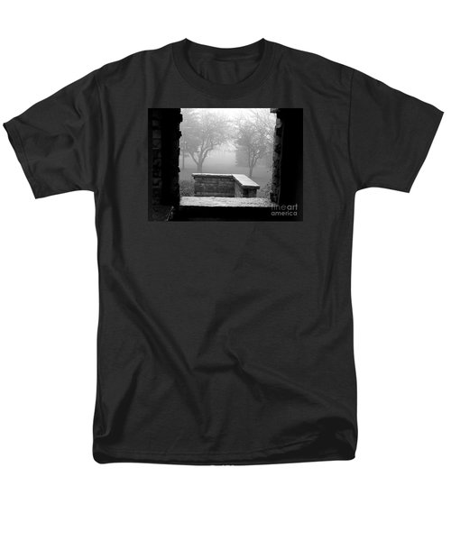 From The Window Men's T-Shirt  (Regular Fit) by Susan  Dimitrakopoulos