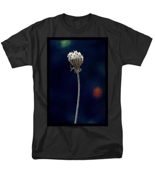 Men's T-Shirt  (Regular Fit) featuring the photograph Frozen Warmth by Melanie Lankford Photography