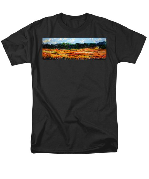 Men's T-Shirt  (Regular Fit) featuring the painting Fruition by Meaghan Troup
