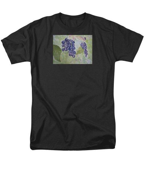 Fruits Of The Wine Men's T-Shirt  (Regular Fit) by Elvira Ingram