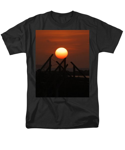 Men's T-Shirt  (Regular Fit) featuring the photograph Full Sun by Leticia Latocki