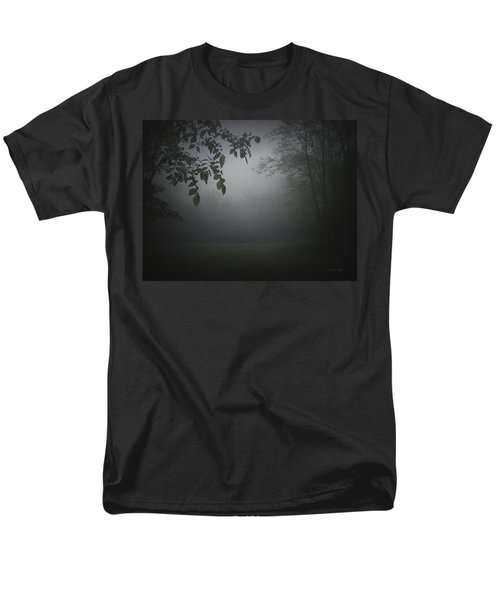 Men's T-Shirt  (Regular Fit) featuring the photograph Gaia Cathedral by Cynthia Lassiter