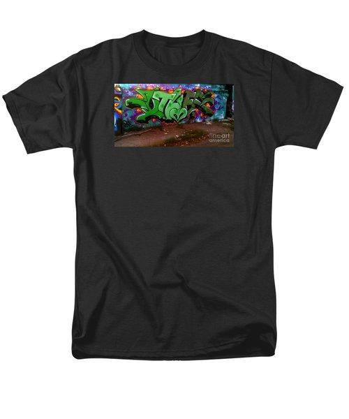 Garage Art Men's T-Shirt  (Regular Fit)