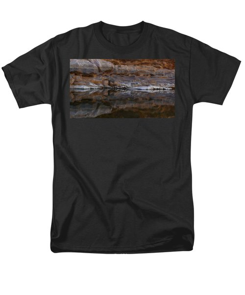Men's T-Shirt  (Regular Fit) featuring the photograph Gateway by Evelyn Tambour