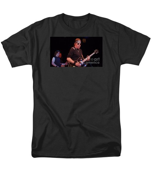 Men's T-Shirt  (Regular Fit) featuring the photograph George Thorogood by John Telfer