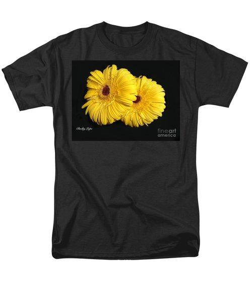 Gerber Babies 2 Men's T-Shirt  (Regular Fit) by Becky Lupe