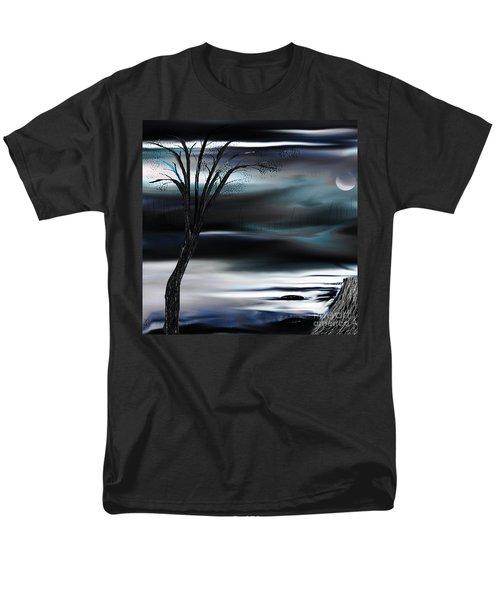 Get Back To Serenity Men's T-Shirt  (Regular Fit) by Yul Olaivar