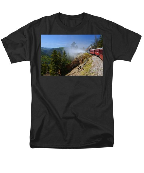 Getting Steamed Men's T-Shirt  (Regular Fit) by Jeremy Rhoades