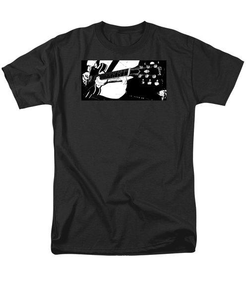Gibson Guitar Graphic Men's T-Shirt  (Regular Fit)