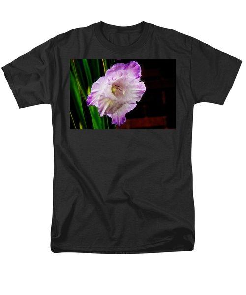 Gladiolus - Summer Beauty Men's T-Shirt  (Regular Fit) by Tom Culver
