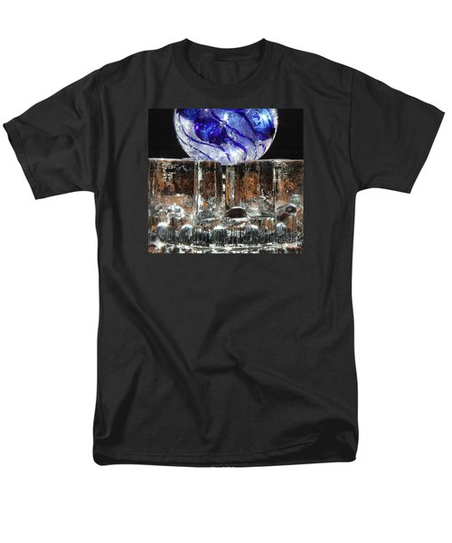 Glass On Glass Men's T-Shirt  (Regular Fit) by Jolanta Anna Karolska