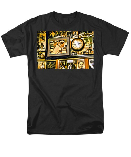 Gleasons Wall Men's T-Shirt  (Regular Fit) by Alice Gipson