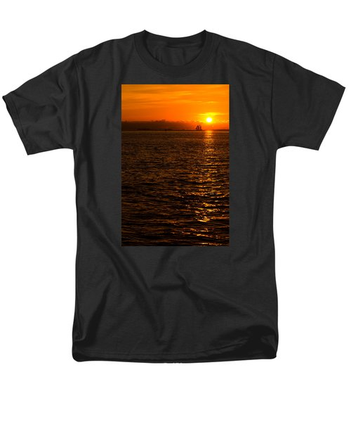 Glimmer Men's T-Shirt  (Regular Fit)