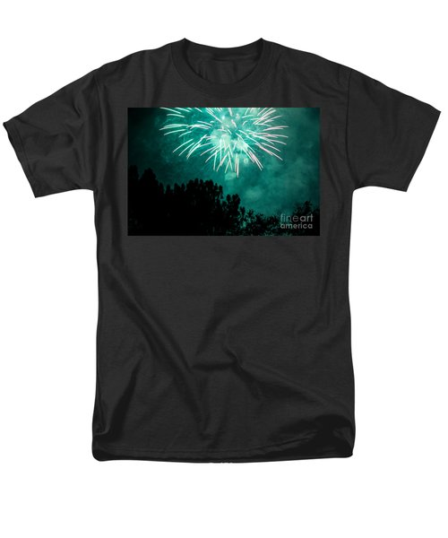 Go Green Men's T-Shirt  (Regular Fit) by Suzanne Luft