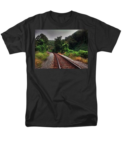 Going Somewhere Men's T-Shirt  (Regular Fit) by Janice Spivey