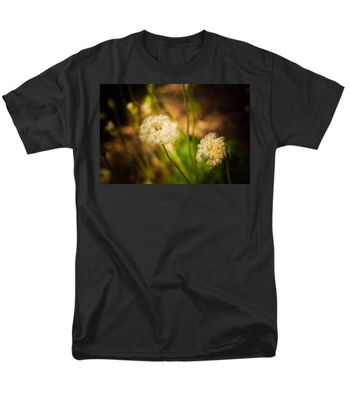 Men's T-Shirt  (Regular Fit) featuring the photograph Golden Hour by Sara Frank
