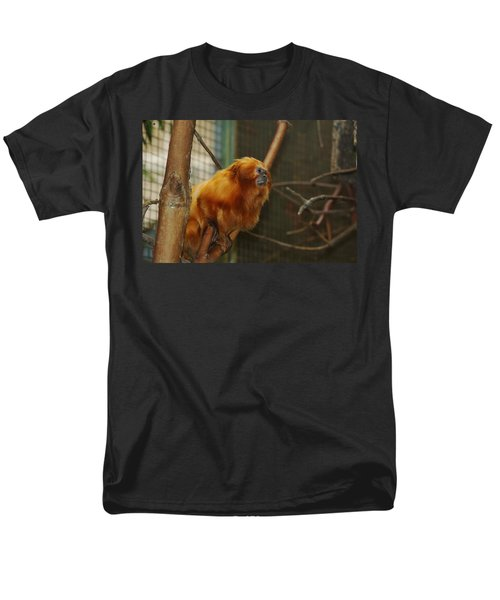 Golden Men's T-Shirt  (Regular Fit)