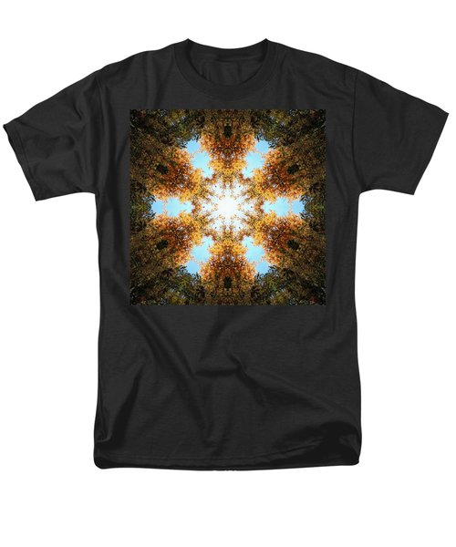 Golden Shimmer K2 Men's T-Shirt  (Regular Fit)