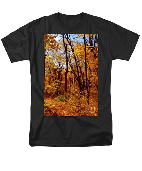 Golden Splendor Men's T-Shirt  (Regular Fit) by Jacqueline Athmann