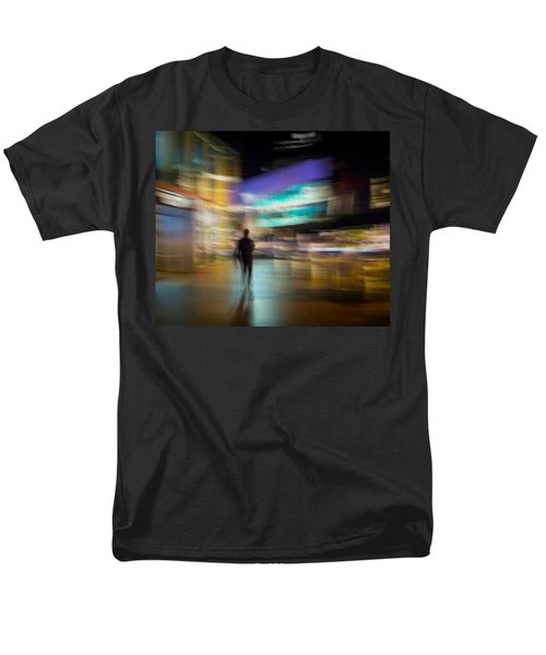 Men's T-Shirt  (Regular Fit) featuring the photograph Golden Temptations by Alex Lapidus