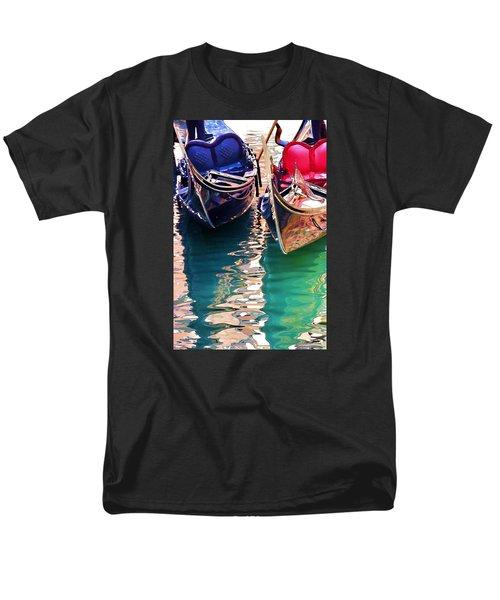 Gondola Love Men's T-Shirt  (Regular Fit) by Brian Davis
