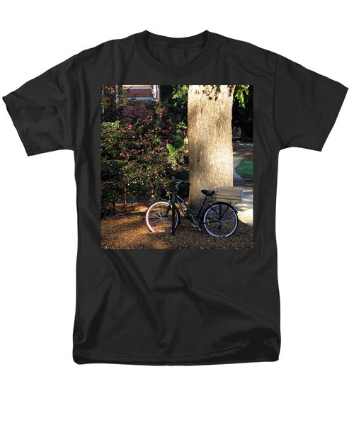 Men's T-Shirt  (Regular Fit) featuring the photograph Gone To Class by Greg Simmons