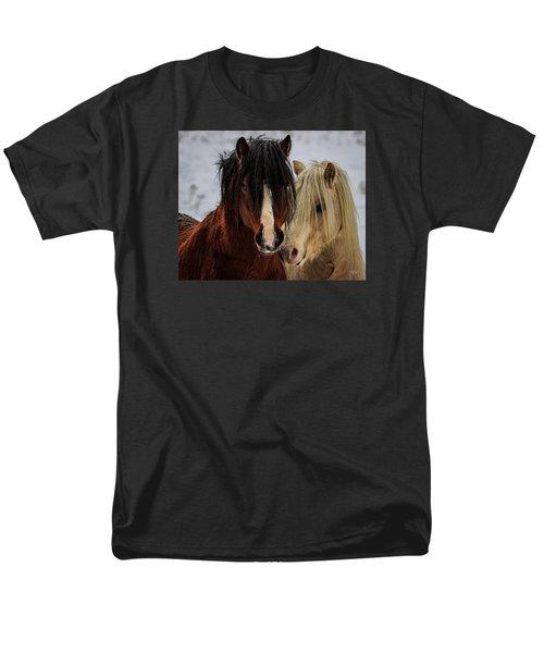 Good Friends Men's T-Shirt  (Regular Fit) by Everet Regal