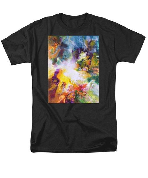 Gossamer Men's T-Shirt  (Regular Fit) by Sally Trace