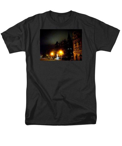 Men's T-Shirt  (Regular Fit) featuring the photograph Gothic Skyline by Salman Ravish