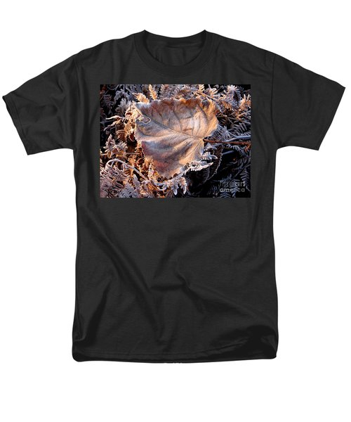 Graced By Frost Men's T-Shirt  (Regular Fit) by Rory Sagner