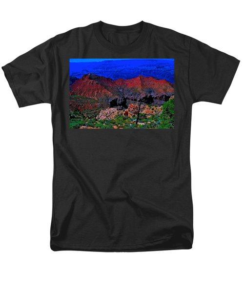 Grand Canyon Beauty Exposed Men's T-Shirt  (Regular Fit)