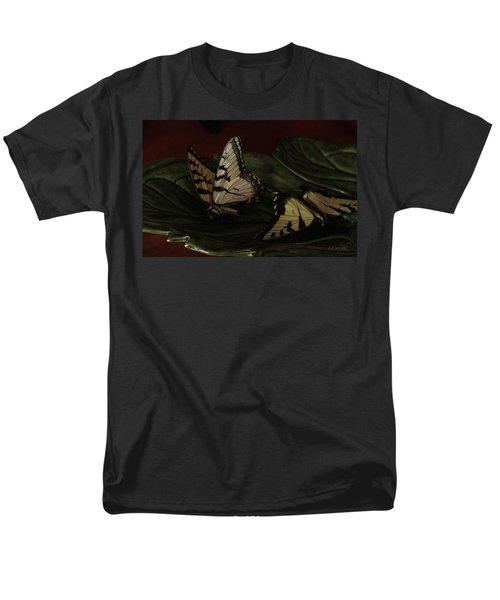 Grandma's Attic Men's T-Shirt  (Regular Fit) by Yvonne Wright