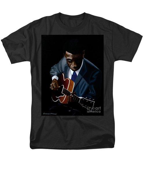 Grant Green Men's T-Shirt  (Regular Fit) by Barbara McMahon