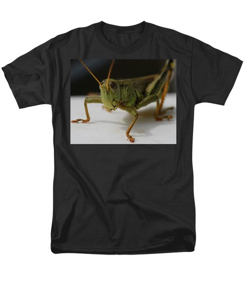 Grasshopper Men's T-Shirt  (Regular Fit) by Dan Sproul