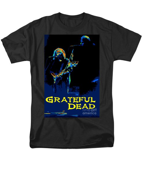 Grateful Dead - In Concert Men's T-Shirt  (Regular Fit)