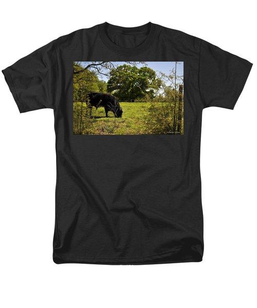 Grazing Alabama Men's T-Shirt  (Regular Fit) by Verana Stark