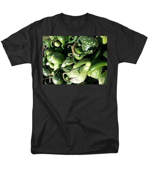 Green Goosenecks Men's T-Shirt  (Regular Fit)